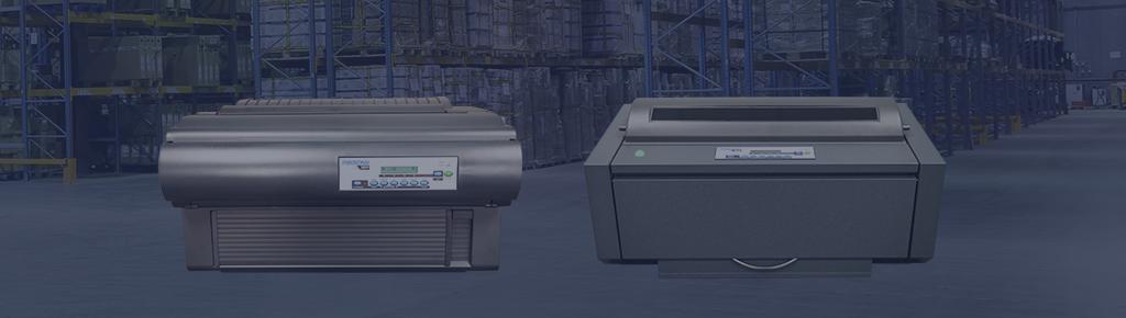 Printronix S809 et S828