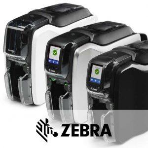 Imprimantes cartes Zebra ZC100 ZC300 Z350