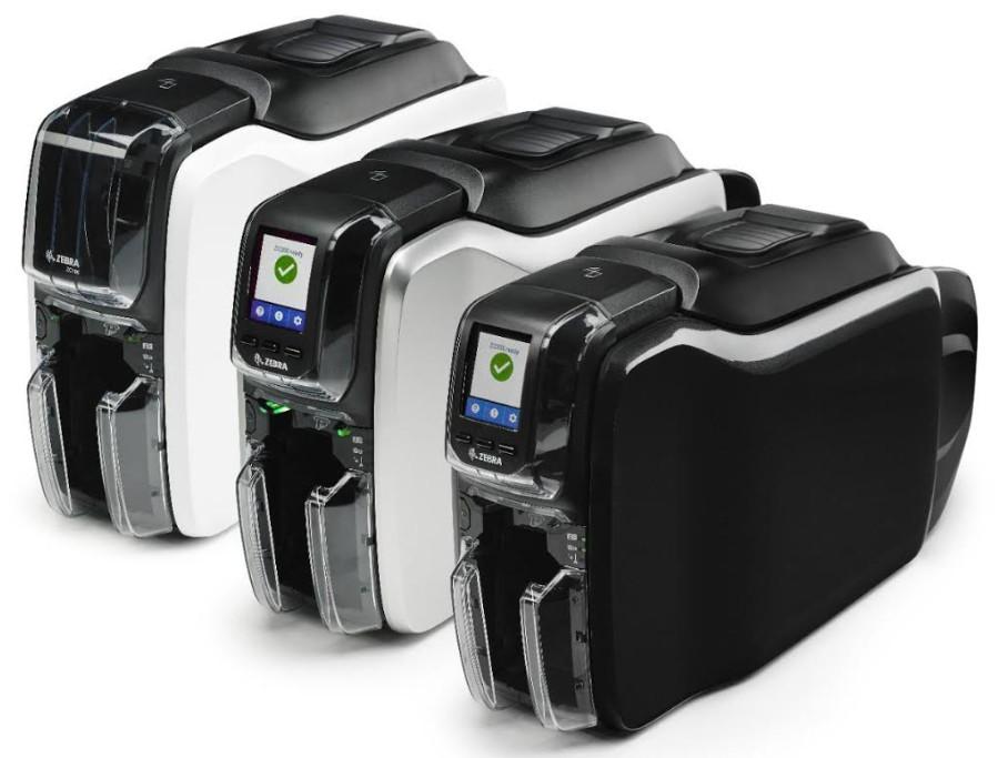 Zebra - Imprimantes cartes ZC100 et ZC300